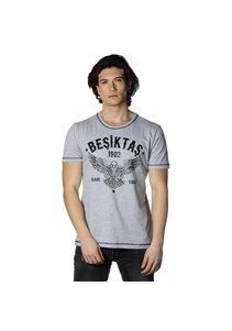 Beşiktaş Aigle T-Shirt pour Hommes 7818125 Gris