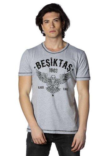 Beşiktaş  Mens Eagle T-Shirt 7818125 Grey