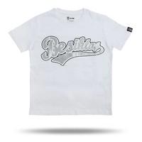 Beşiktaş College T-Shirt pour Enfants imprimé spécial 6818103 Blanc
