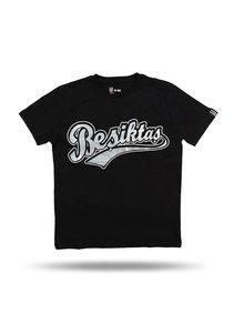 Beşiktaş College T-Shirt Speciaal Bedrukt Kinderen 6818103 Zwart