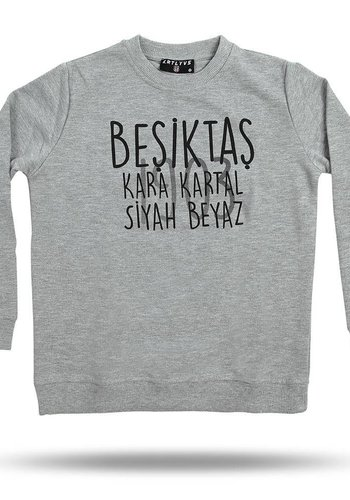 BEŞİKTAŞ MOTTO ÇOCUK SWEATSHIRT 6818212