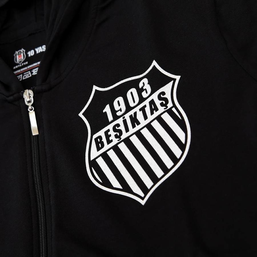Beşiktaş Kids Pin Logo Hooded Sweater 6818201