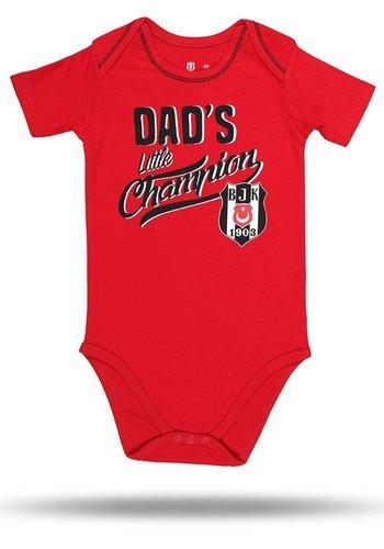 Beşiktaş 'Dad's Champion' Body 02 Rood