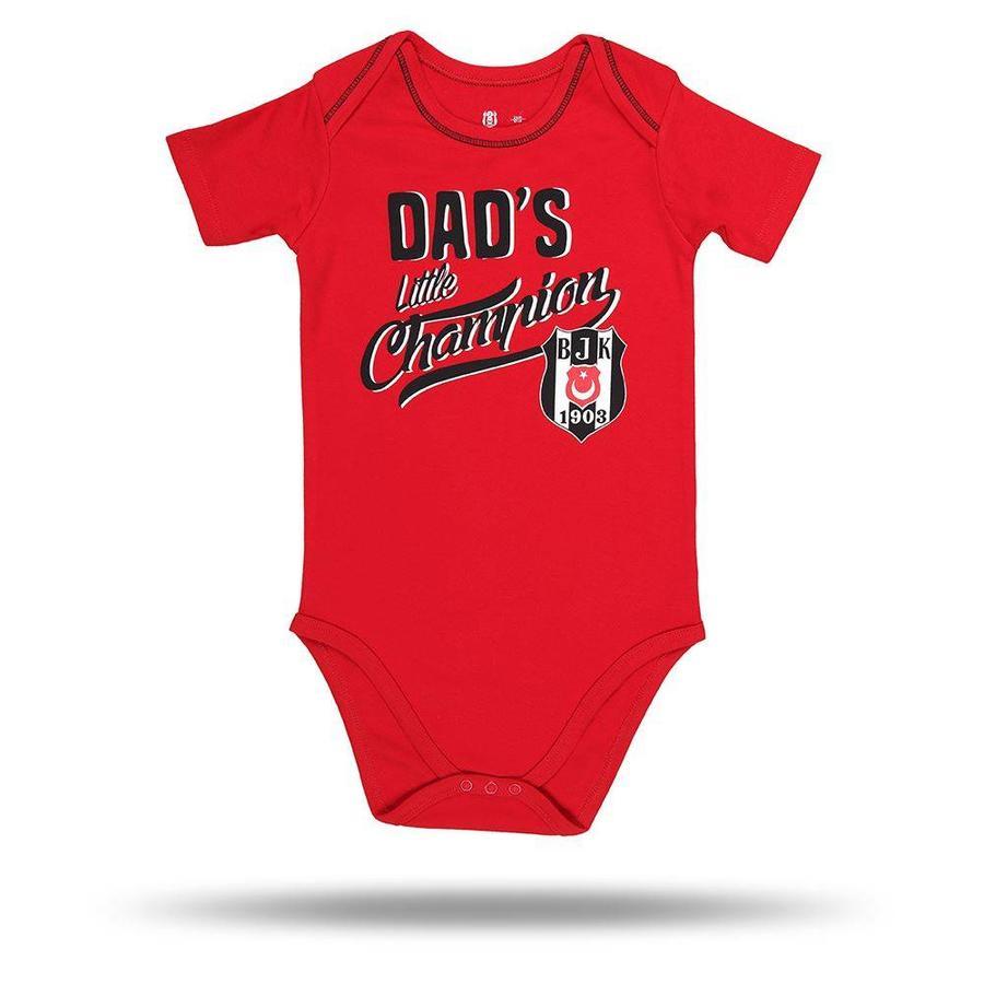 Beşiktaş 'Dad's Champion' Body 02 Rot