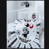 Beşiktaş Taç Gelicenseerd Beddengoedset Balloon Baby