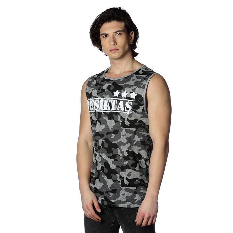 Beşiktaş Camouflage singlet heren 7818252
