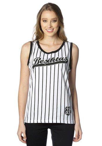 Beşiktaş Womens striped college singlet 8818251