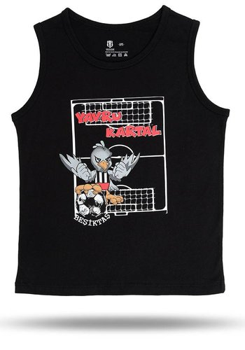 Beşiktaş Kids 'Yavru Kartal' Singlet 01 Black