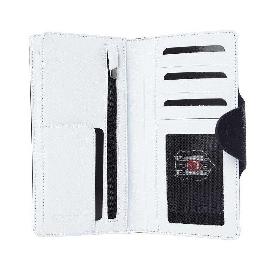 Beşiktaş Schwarz Brieftasche 06