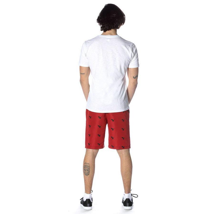 Beşiktaş Mens eagle swim shorts 7818456 Red