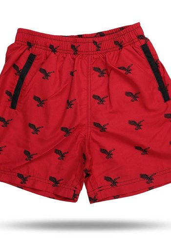 Beşiktaş Kids eagle swim shorts 6818456 Red