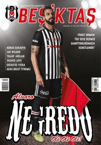 Beşiktaş Zeitschrift 2018/04
