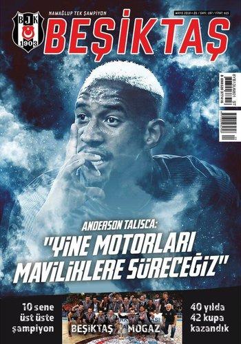 Beşiktaş Magazine 2018/05