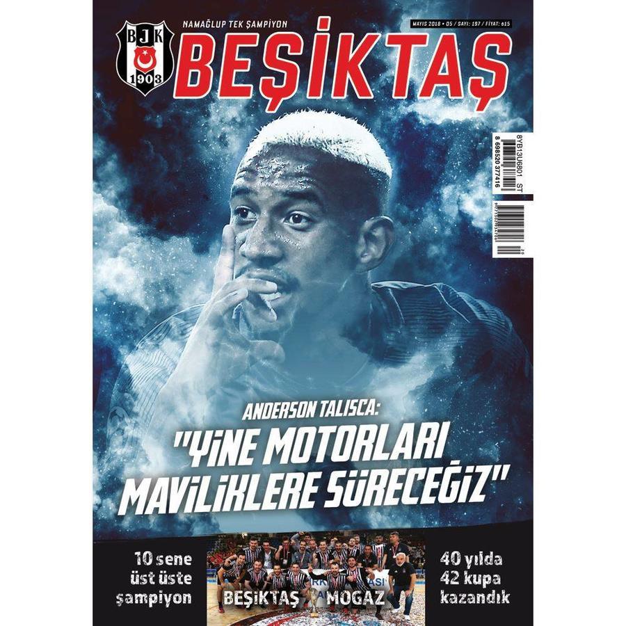 Beşiktaş Périodique 2018/05