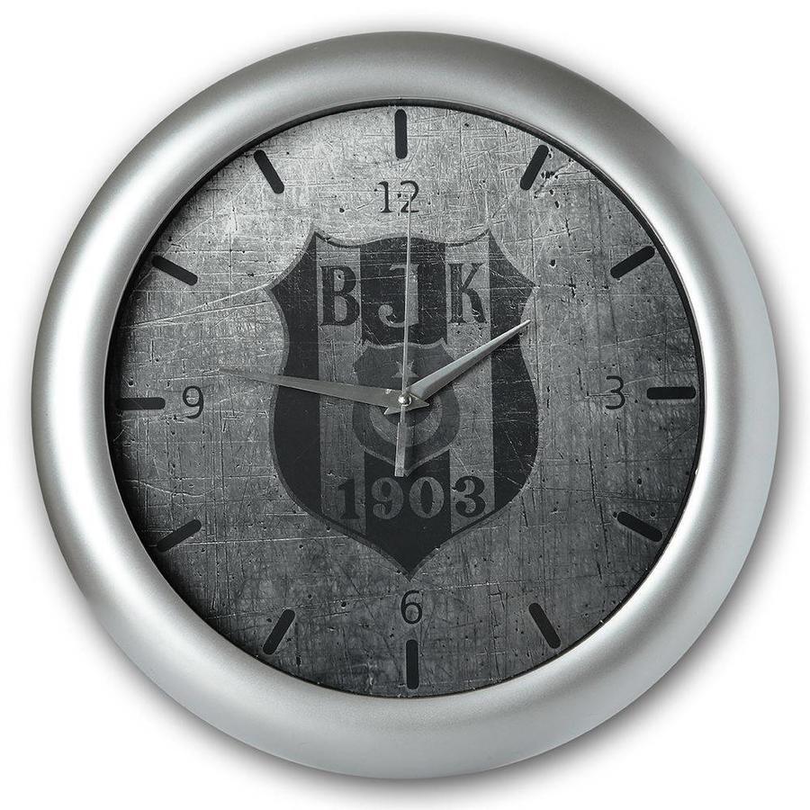 Beşiktaş logo Wandklok