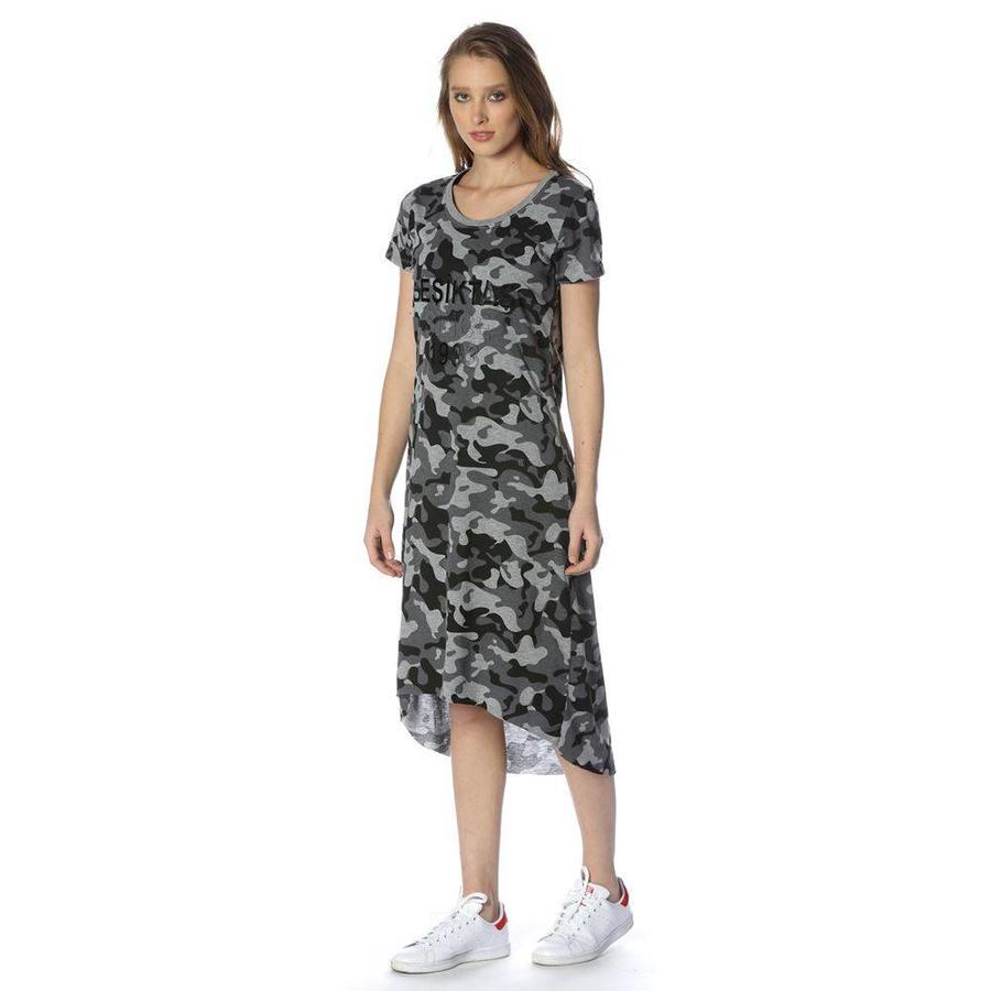 Beşiktaş camouflage jurk 8818501