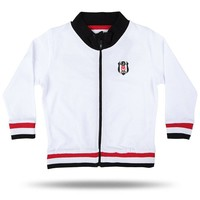 Beşiktaş eagle tracksuit 03 White