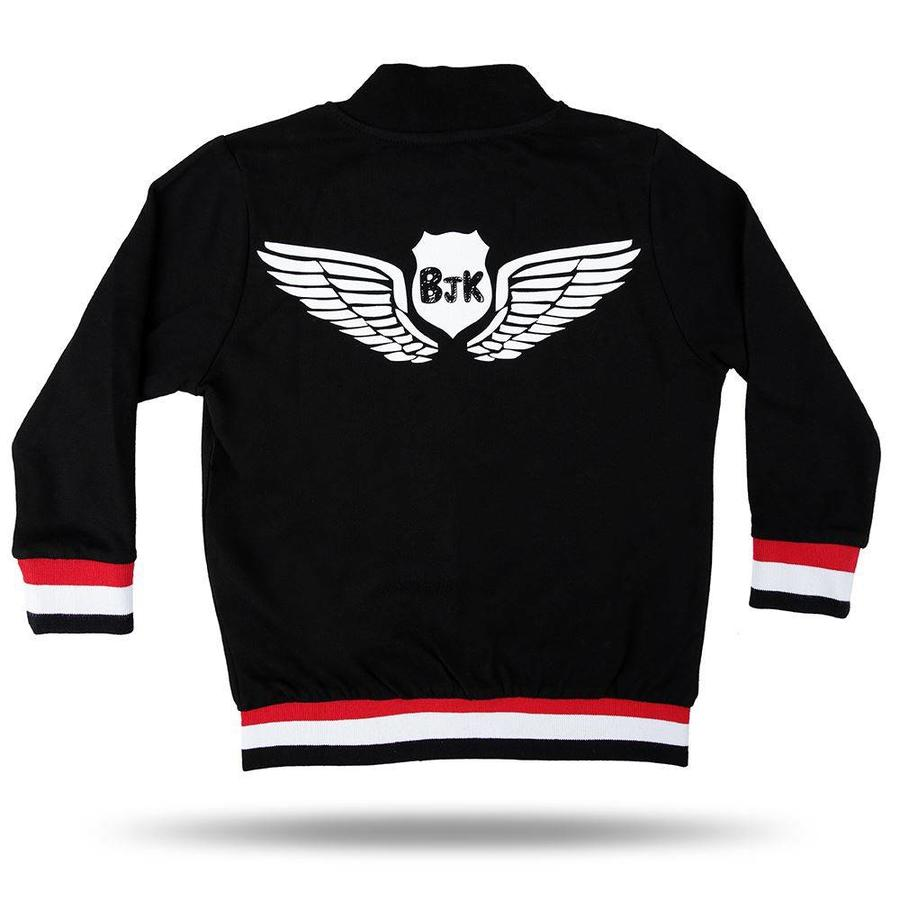 Beşiktaş eagle tracksuit 03 Black