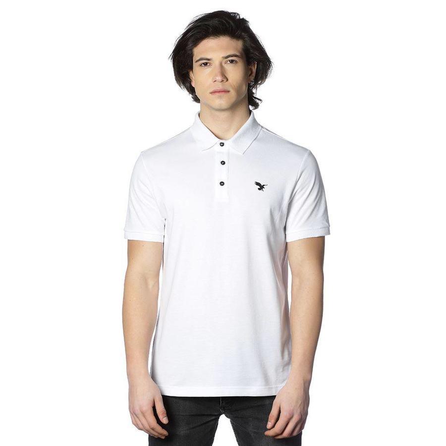 Beşiktaş basic polo t-shirt herren 7818152 weiss