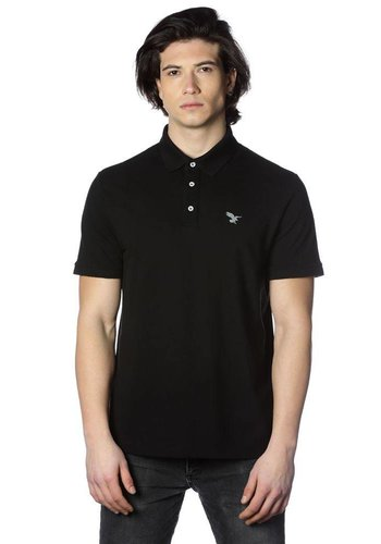 Beşiktaş mens basic polo t-shirt 7818152 black