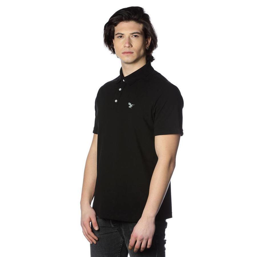 Beşiktaş basic polo t-shirt heren 7818152 zwart