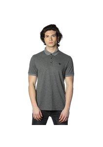 Beşiktaş basic polo t-shirt heren 7818152 grijs