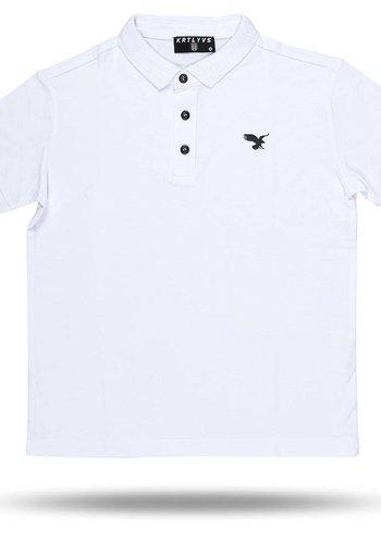Beşiktaş kids basic polo t-shirt 6818152 white