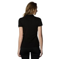 Beşiktaş basic polo t-shirt damen 8818152 schwarz