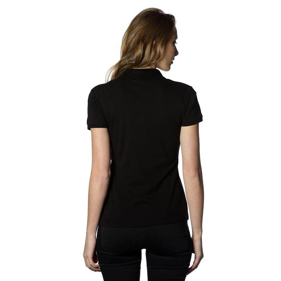 Beşiktaş womens basic polo t-shirt 8818152 black