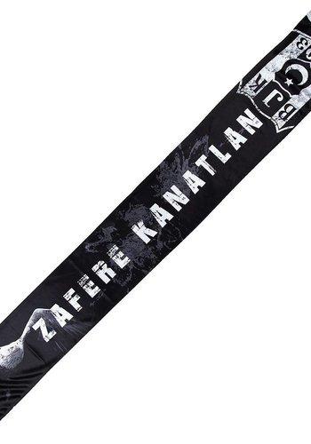 Beşiktaş 'zafere kanatlan' satin scarf