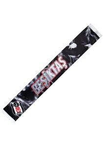 Beşiktaş 'grafite' satin scarf