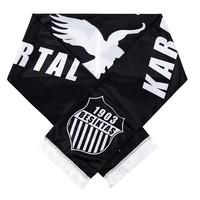 Beşiktaş adler rosette logo satin schal