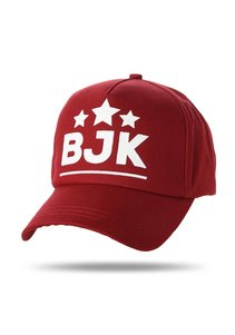 Beşiktaş casquette 3 étoiles pour enfants 15 bordeaux