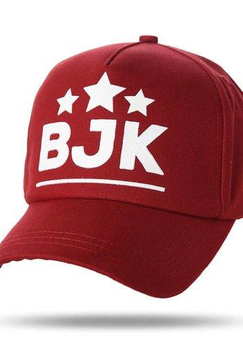 Beşiktaş kids 3 stars cap 15 burgundy