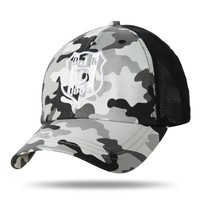 Beşiktaş kids camouflage logo cap 17