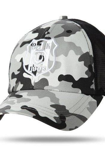 Beşiktaş kinder camouflage logo kappe 17