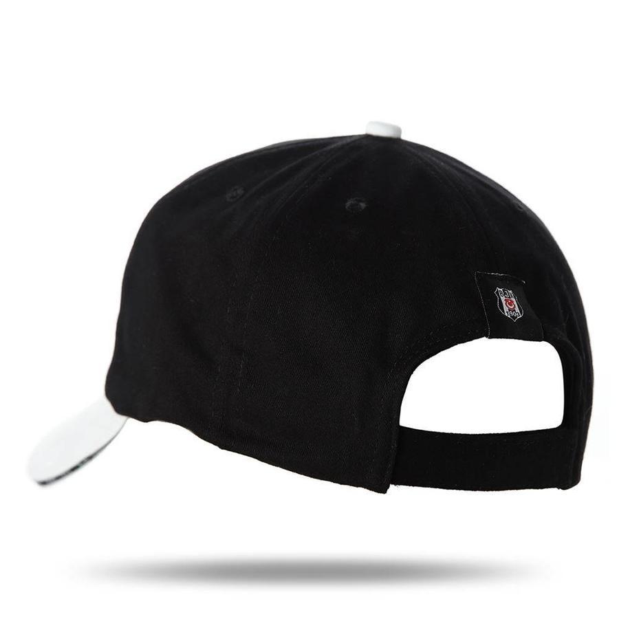Beşiktaş pin logo cap 02 black