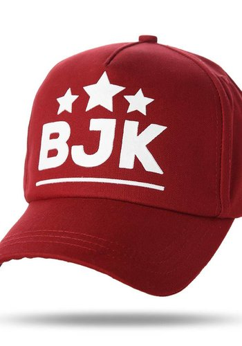 Beşiktaş 3 sterne kappe 05 bordeauxrot