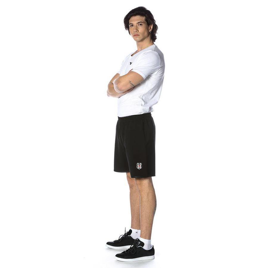 Beşiktaş short heren 7818451 zwart