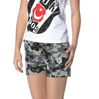 Beşiktaş camouflage short dames 8818450