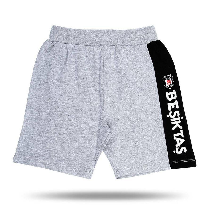 Beşiktaş kids logo shorts 01