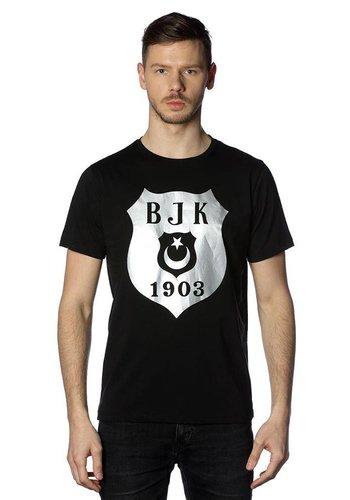 Beşiktaş mens logo t-shirt 7818106 black