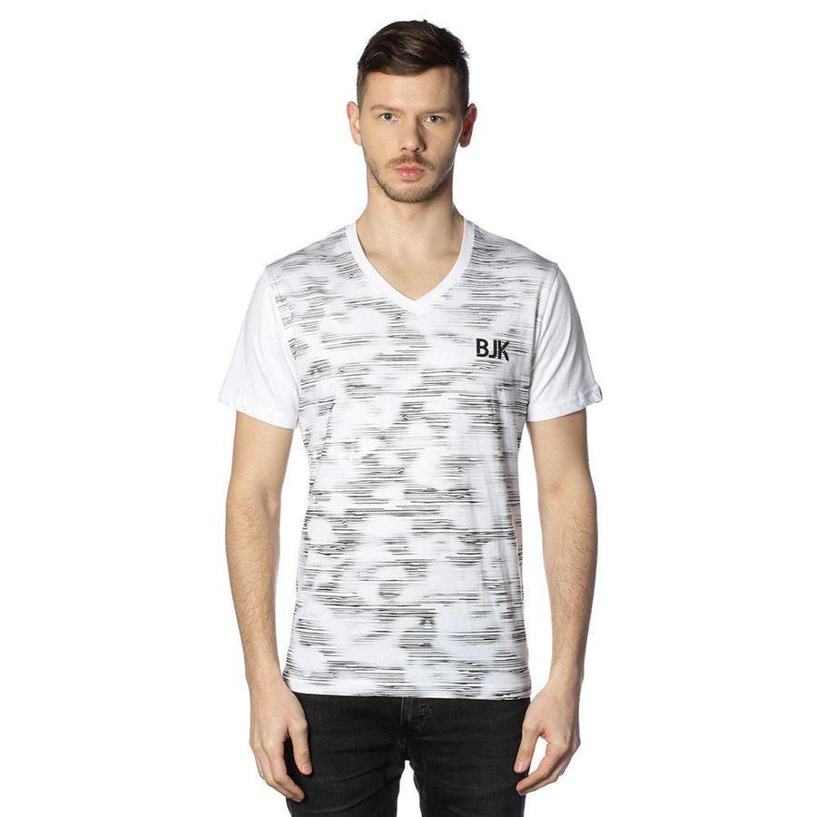 Beşiktaş t-shirt herren 7818111 weiss