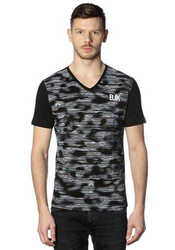 Beşiktaş t-shirt herren 7818111 schwarz
