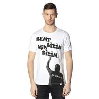 Beşiktaş mens t-shirt 7818121 white