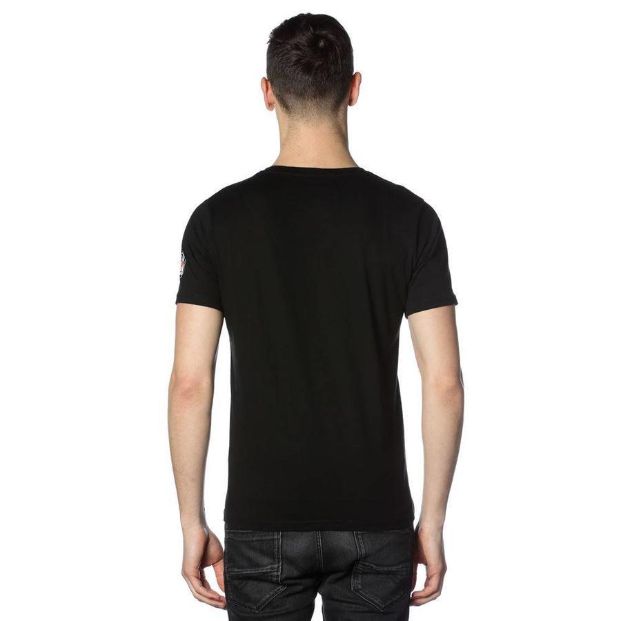 Beşiktaş t-shirt heren 7818127 zwart