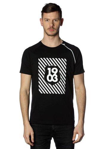 Beşiktaş 1903 zip t-shirt herren 7818144