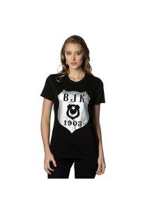 Beşiktaş t-shirt pour femmes 8818106 noir
