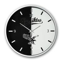 Beşiktaş retro eagle wall clock