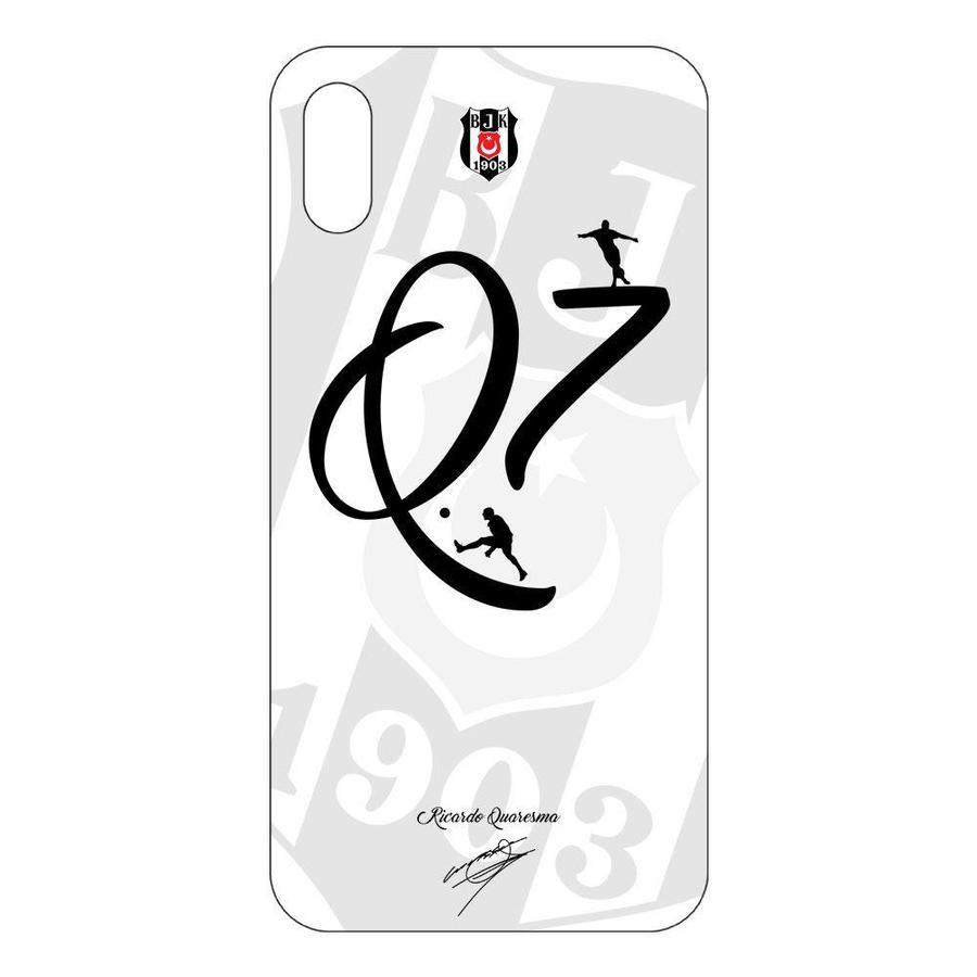 Beşiktaş Iphone X RQ7 White